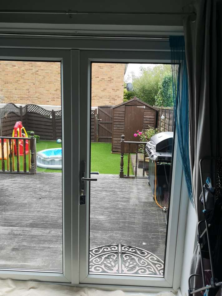 Double glazed sealed unit