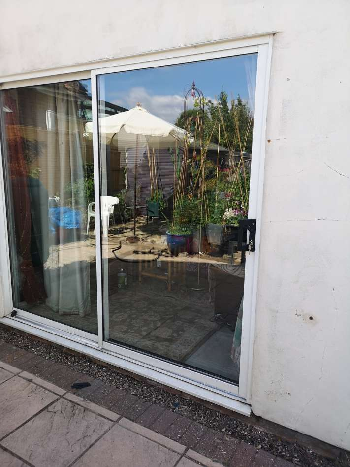Replacement double glazed Bisley