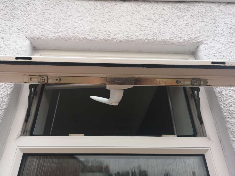 Window mechanism replacement