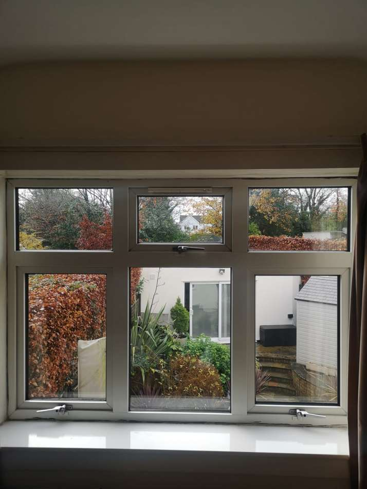 misted up double glazed sealed units replaced