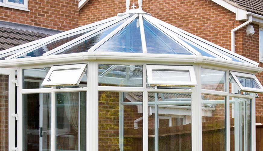 conservatory repairs and refurbishment